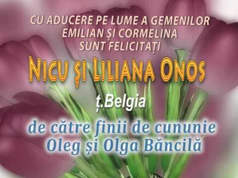 Nicu și Liliana Onos