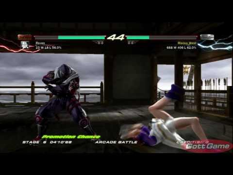 preview-Tekken 6 Review & Gameplay (Kwings)
