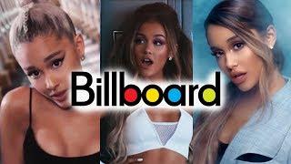 Video Ariana Grande - Billboard Chart History MP3, 3GP, MP4, WEBM, AVI, FLV November 2018