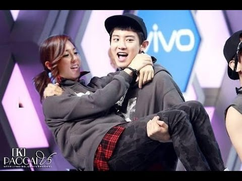 Exo Chanyeol And 2ne1 Dara Dating