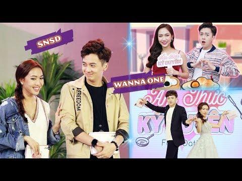 Ngô Kiến Huy, Diệu Nhi PHẤN KHÍCH khi biết tên giống thành viên Wanna One, SNSD và CÁI KẾT bất ngờ! - Thời lượng: 3 phút, 44 giây.