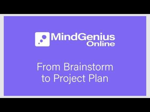 MindGenius Online: Getting Started