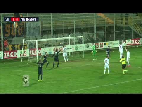 Viterbese-Arezzo 2-0, le immagini della partita