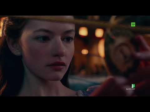 """El cascanueces y los cuatro reinos - Escena: """"Clara busca su regalo""""?>"""