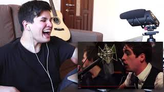 Video Vocal Coach Reaction to Brendon Urie's Best Live Vocals MP3, 3GP, MP4, WEBM, AVI, FLV April 2018