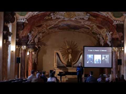 Modernizm w muzyce Charles'a Tournemire'a, dr hab. Bogusław Raba