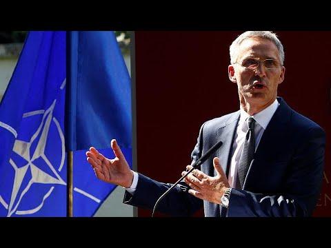 Στόλτενμπεργκ προς Σκόπια: «Σας περιμένουμε στο ΝΑΤΟ»