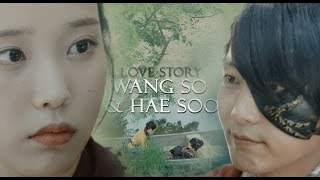 Video Wang So & Hae Soo | Love Story | Moon Lovers  [PTBR/ENG SUB] MP3, 3GP, MP4, WEBM, AVI, FLV Maret 2018