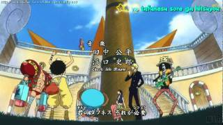 One Piece New World Opening