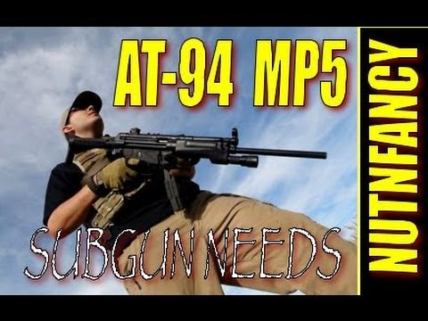 Mp5 - Out of all the submachine guns made to date, the MP5 is probably the coolest. It looks cool, it's durable, it's lightweight, and it's proven. We've been watc...