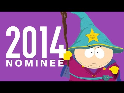 south - The IGN crew breaks down why they chose the South Park's comically epic RPG as one of 2014's Game of The Year Nominee.