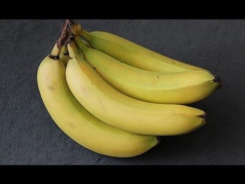6 vantaggi delle banane!