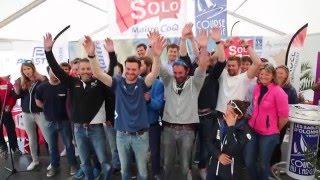 Video : Remise des prix et clap de fin de la Solo Maître CoQ 2016