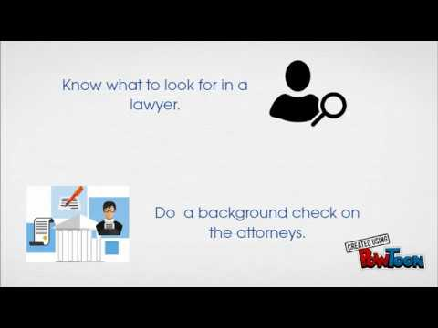 How To Hire Family Attorney