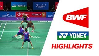 Video TOTAL BWF Sudirman Cup 2017 | Badminton F тАУ CHN vs KOR тАУ Highlights MP3, 3GP, MP4, WEBM, AVI, FLV November 2018