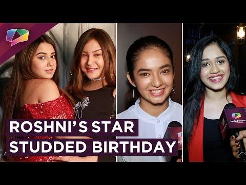 Video Roshni Walia Celebrates Her Birthday With Friends & Family | Anushka, Jannat, Aashika & More download in MP3, 3GP, MP4, WEBM, AVI, FLV January 2017