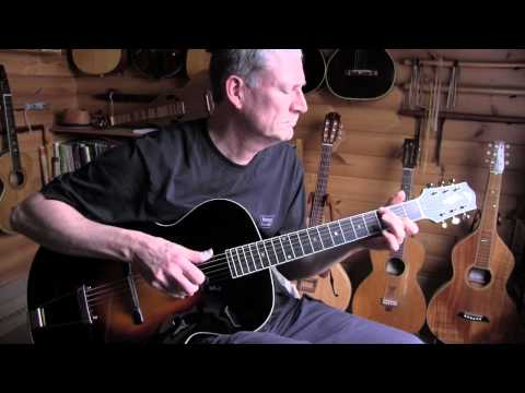 Nuages - Django Reinhardt fingerstyle