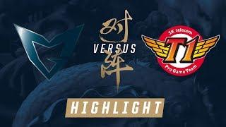 Video SSG vs. SKT Worlds Finals Match Highlights 2017 MP3, 3GP, MP4, WEBM, AVI, FLV Agustus 2018