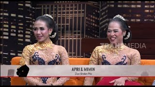 Download Video APRI DAN MIMIN, DUO SINDEN PRIA | HITAM PUTIH (04/03/19) Part 1 MP3 3GP MP4
