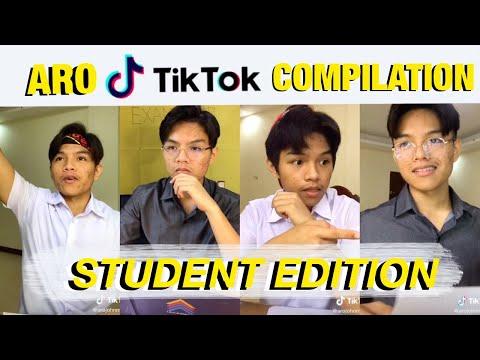 Aro TikTok Compilation   Student Edition   Part 2   ARO MUNOZ