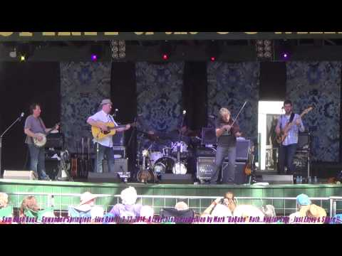 Sam Bush Band - Suwannee Springfest - Live Oak, Fl - 3- 22- 2014