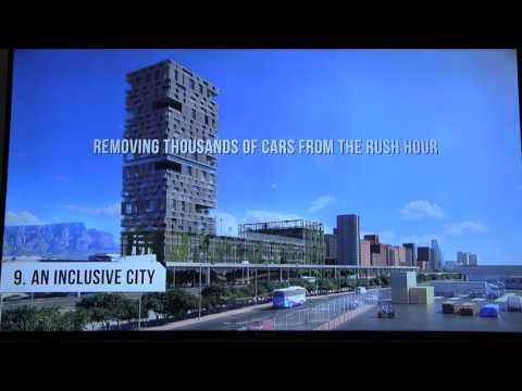 Foreshore Freeway Precinct project - Proposal A