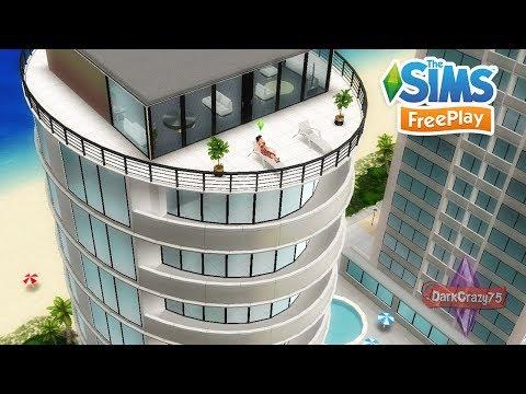 Tarjetas de amor - APARTAMENTO VACACIONAL: Recorrido  Premio de prueba en vivo  Los Sims Freeplay HD