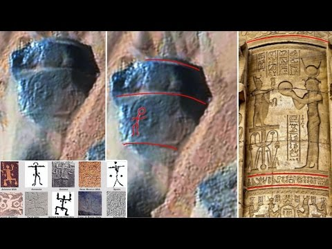 mars - For More Exclusive Information on UFO http://areazone51ufos.blogspot.be/2014/10/ancient-aliens-sur-mars-petroglyphe.html http://mars.jpl.nasa.gov/msl/multime...