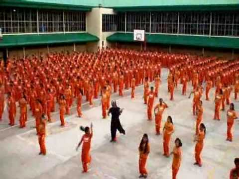 youtube Video  dancing inmates 2 picture