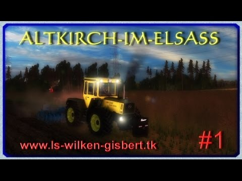Altkirch in Alsace v2.1 Multifrucht