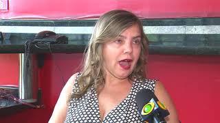 Procuradora da Câmara de Uberlândia, agride repórter da TV Band