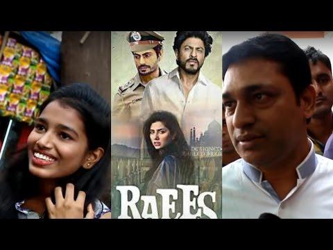 Public Opinion On Raees | Shah Rukh Khan | Mahira Khan | Nawazuddin Siddiqui