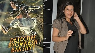 Nonton Zoya Akhtar reviews 'Detective Byomkesh Bakshy!' Film Subtitle Indonesia Streaming Movie Download