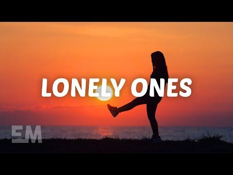 LOVA - Lonely Ones (Lyrics)