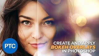 Create and Apply Bokeh Overlays In Photoshop