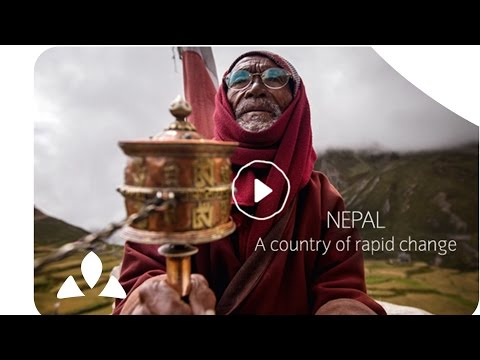 Nepal – Country of Rapid Change | VAUDE