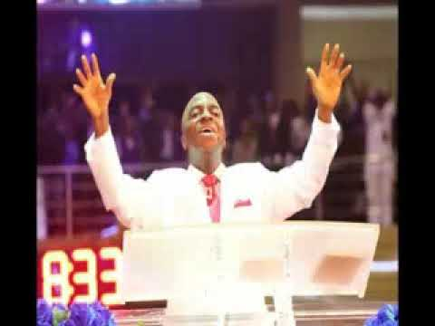 TONGUES AND PROPHETIC BLESSINGS BY BISHOP DAVID OYEDEPO