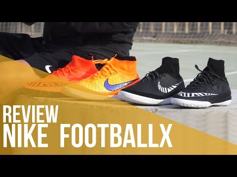 Review Nike FootballX