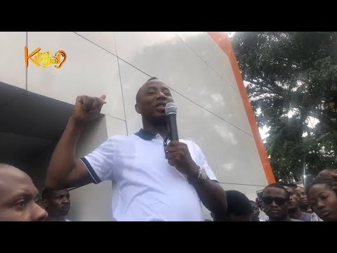 Sowore dig into Saraki, Explains Why  MFM founder Olukoya, files N10bn libel suit against him