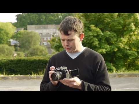 Panasonic Lumix DMC-G2 Camera demonstration