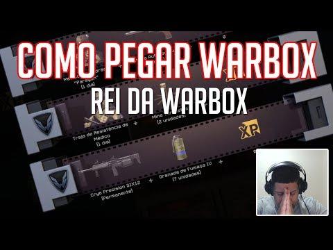 WARFACE - Como pegar warbox - SIX12