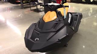 9. 2018 Sea-Doo SPARK 3up Rotax 900 HO ACE - New PWC For Sale - Elyria, OH