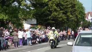 Colwyn Bay United Kingdom  city images : The Olympic Flame in Colwyn Bay, Wales, UK