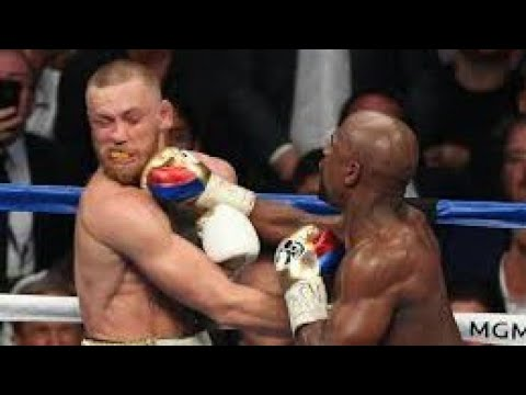 Conor mcgregor Vs Floyd Mayweather fight Highlights HD