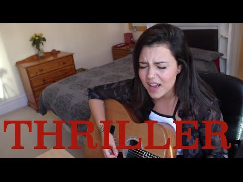 "Michael Jackson  ""Thriller"" Cover by Violet Orlandi"
