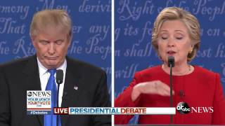 Clinton (OK) United States  city photos gallery : Presidential Debate Highlights | Race Relations, Police-Involved Shootings