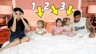 FAMILY EXPECTING TWINS TAKES CARE OF TWINS! (entire day challenge)