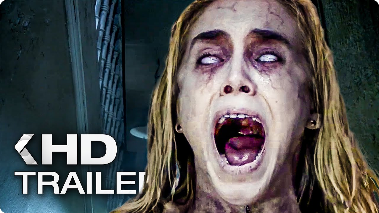 INSIDIOUS 4: The Last Key Trailer (2018)
