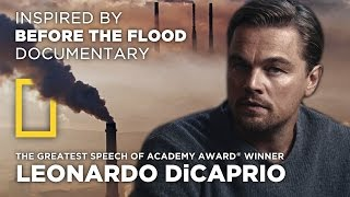 Nonton The Greatest Speech Of Leonardo DiCaprio | Climate Change | by MirekLeFou Film Subtitle Indonesia Streaming Movie Download
