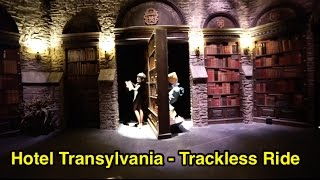 Take a HD journey through Hotel Transylvania at MotionGate. This trackless dark ride puts you right in the middle of the chaotic hotel from the movies. Thank...